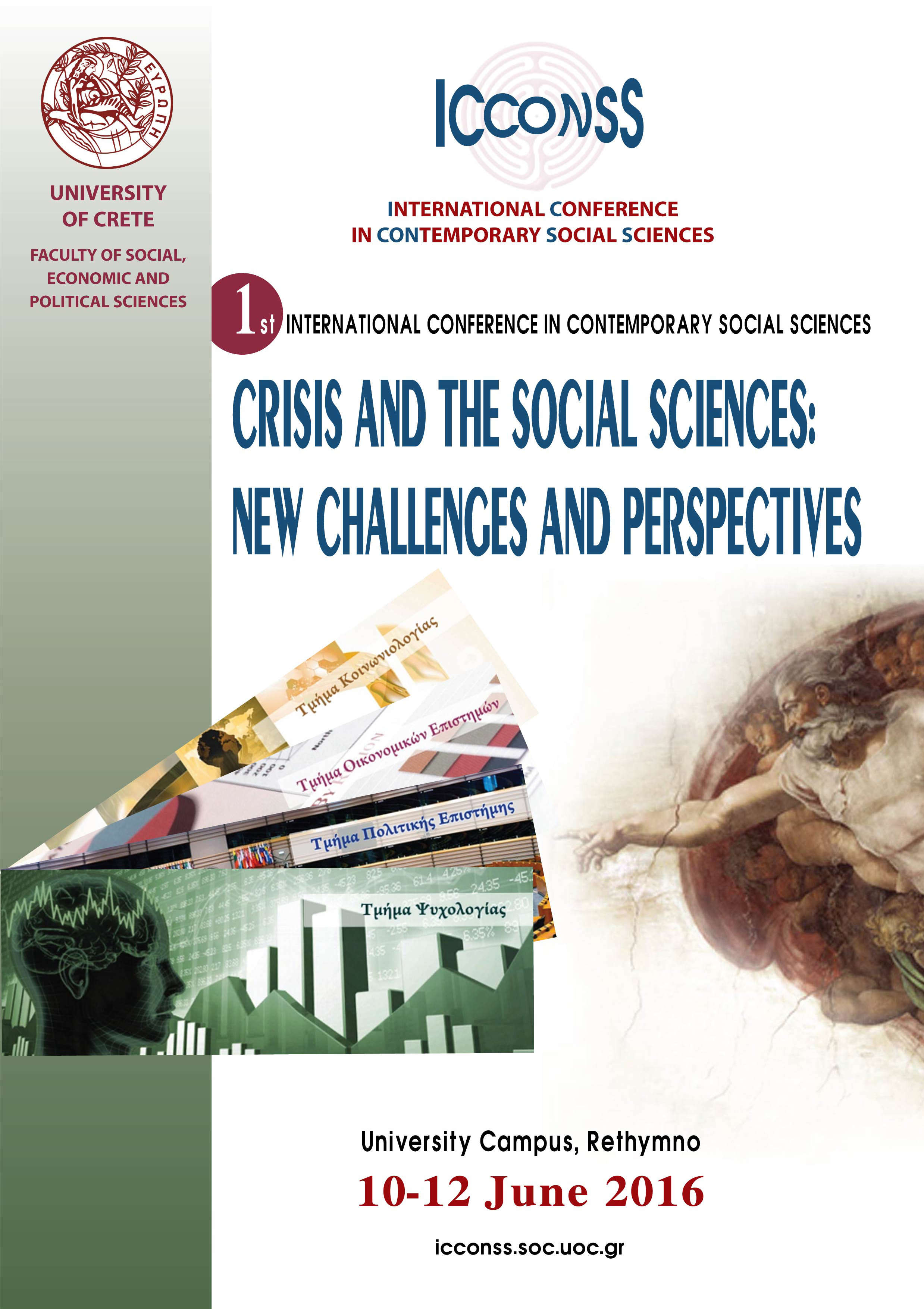 1st International Conference in Contemporary Social Sciences